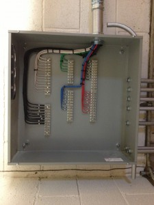 Access Control Panel